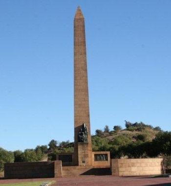 1 - Oorsig van Vroue monument (2)