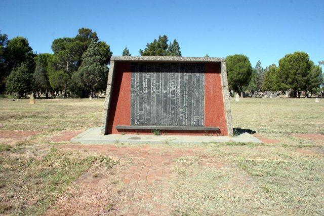 Bloemfontein Memorium (2)