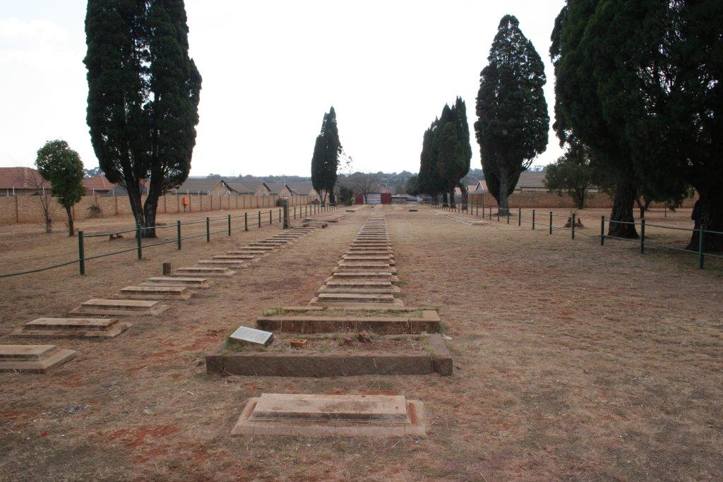 Middelburg Concentration Camp Cemetery