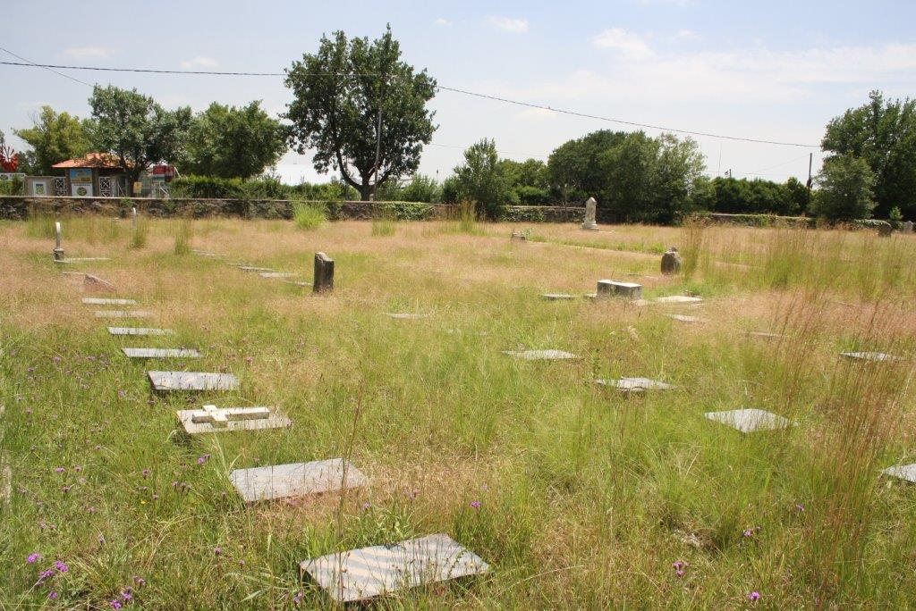 Standerton Concentration Camp Cemetery