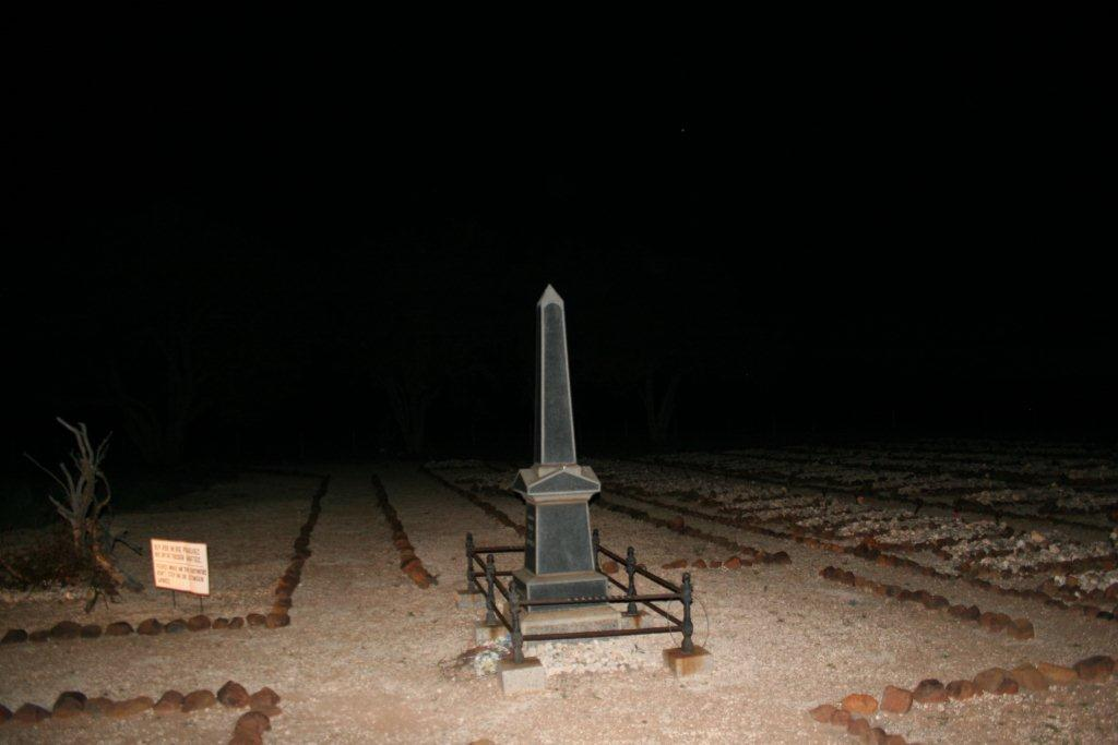 Doornbult Concentration Camp Cemetery