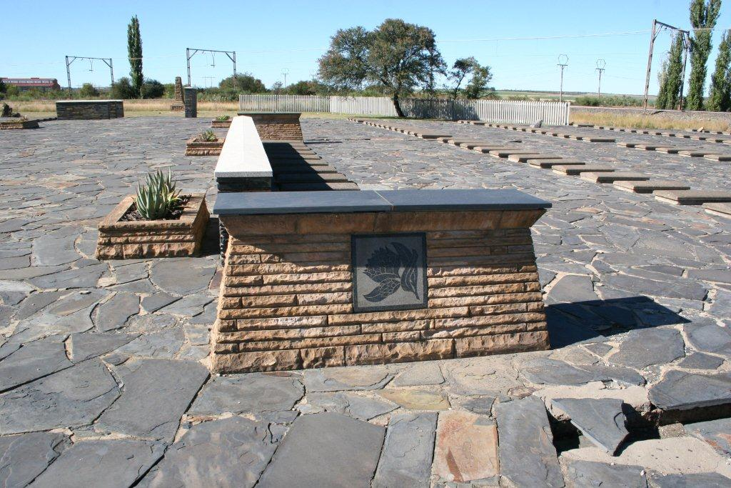 Kroonstad Concentration Camp Cemetery