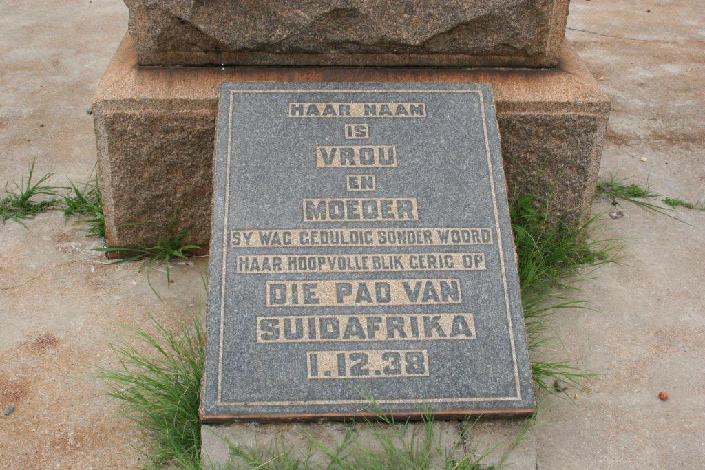 Krugersdorp Concentration Camp Cemetery