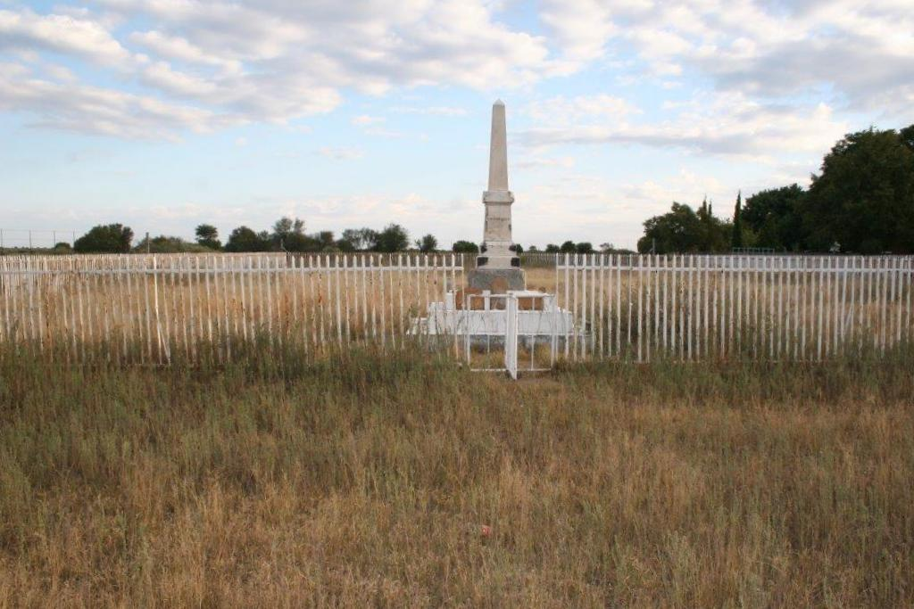 Vryburg Concentration Camp Cemetery