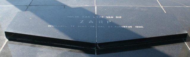 Gedenk steen