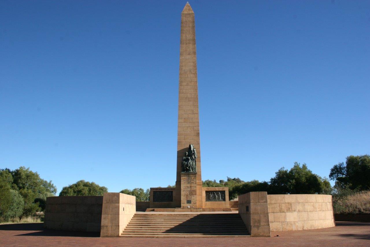 Vroue Monument - Bloemfontein