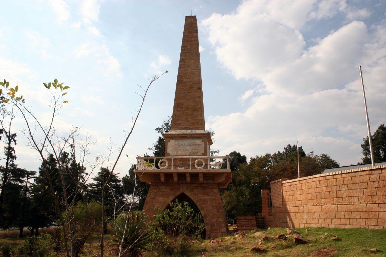 Paardekraal Monument
