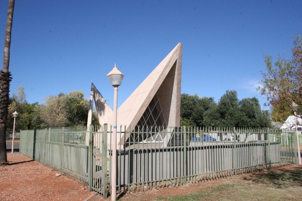 Kimberley Konsentrasiekamp Begraafplaas